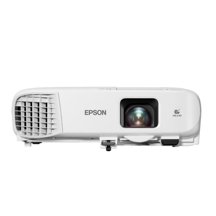 EPSON EB-970 商務會議專業投影機 支援無線傳輸 好禮二選一 禮券 /線材 公司貨享保固【名展影音】