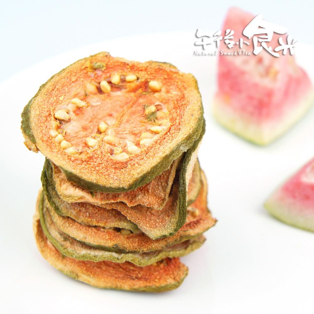 【午後小食光】紅心芭樂乾片50g