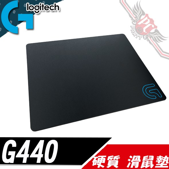 PC PARTY 羅技 Logitech G440 硬質 滑鼠墊
