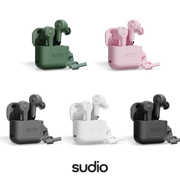 SUDIO ETT 主動抗噪真無線耳機