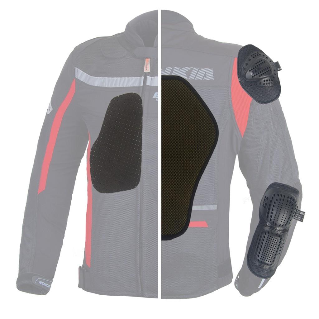 BENKIA TP-G2 硬式護具 防摔衣 夾克 護具組