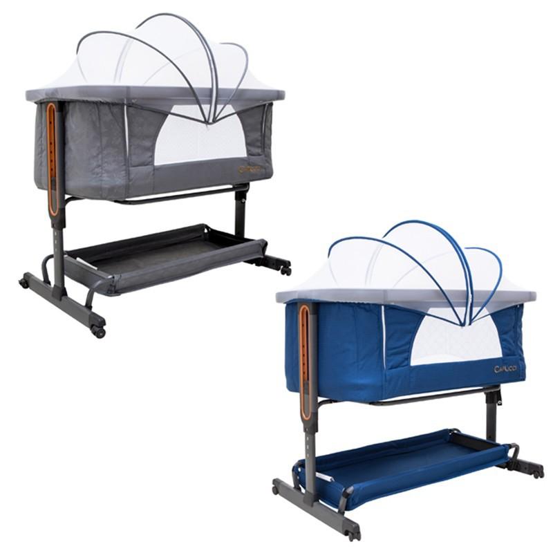 卡普奇 Capucci 第二代多功能嬰兒床邊床/遊戲床/嬰兒搖床