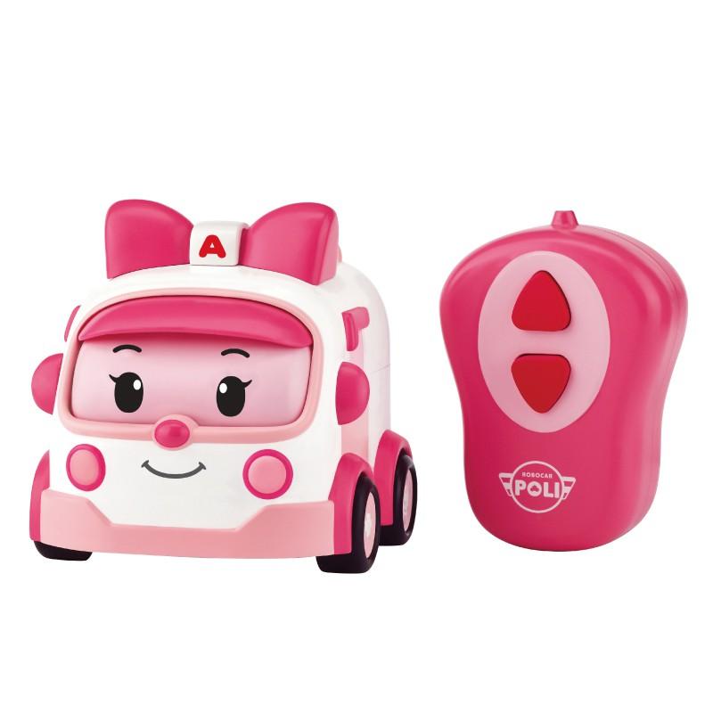 波力救援小英雄 Poli 笑笑安寶小車 玩具反斗城