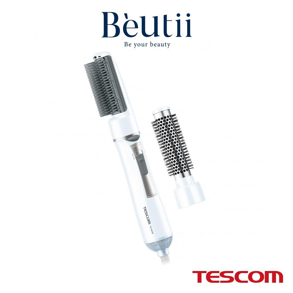 TESCOM  TIC756 負離子整髮梳 Beutii