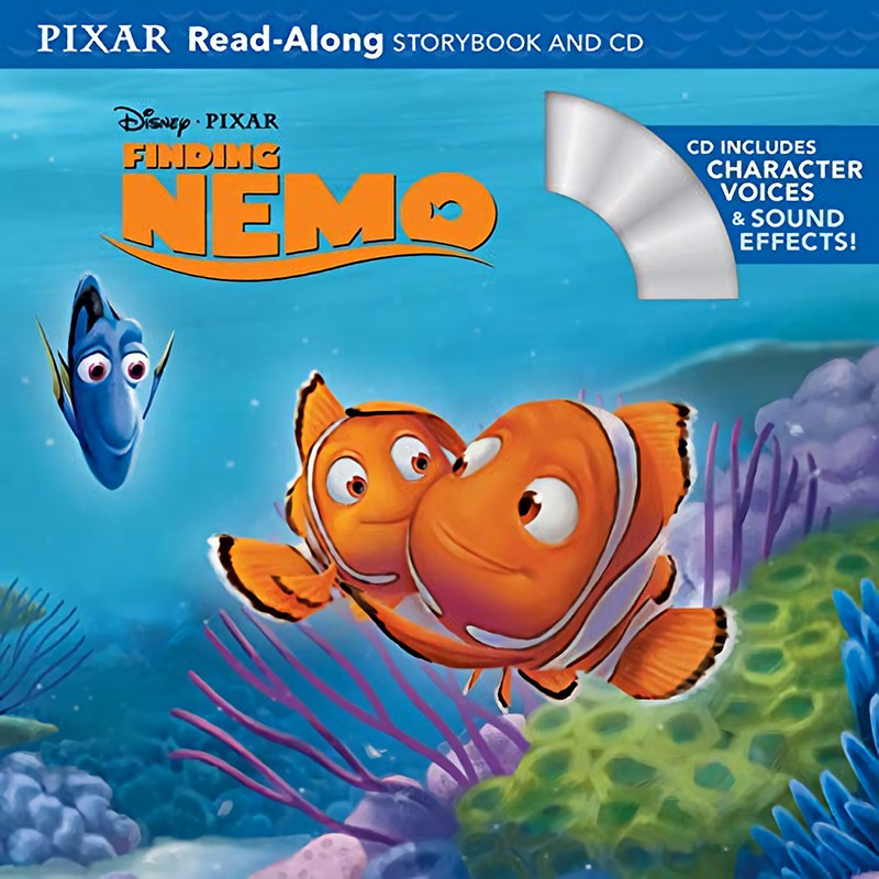 Finding Nemo 海底總動員(CD有聲書)