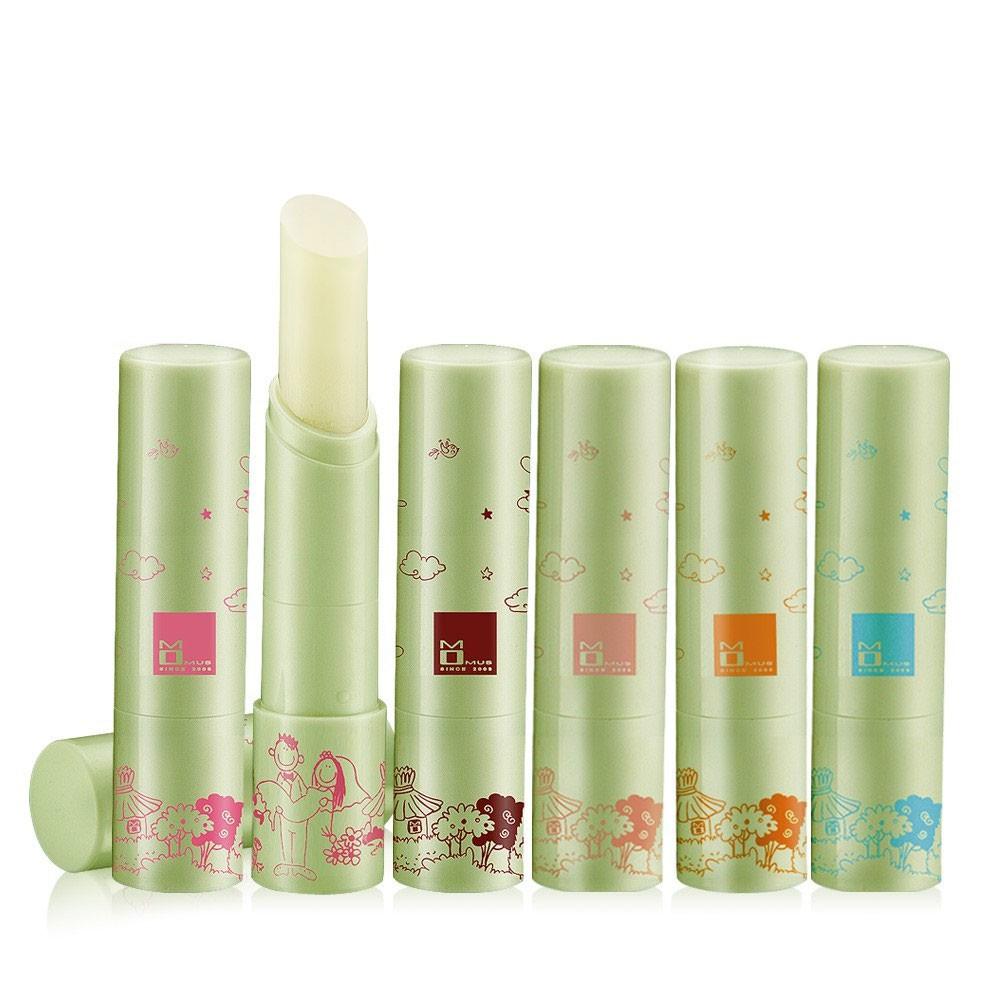 MOMUS 美白潤唇修護素+Plus 護唇膏