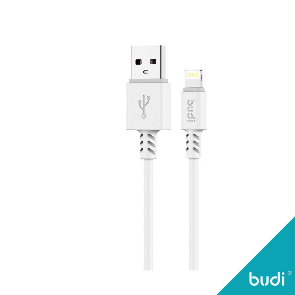budi Lightning 充電線 - 1M白_蘋果 iPhone Apple iPad 專用【年末瘋殺】