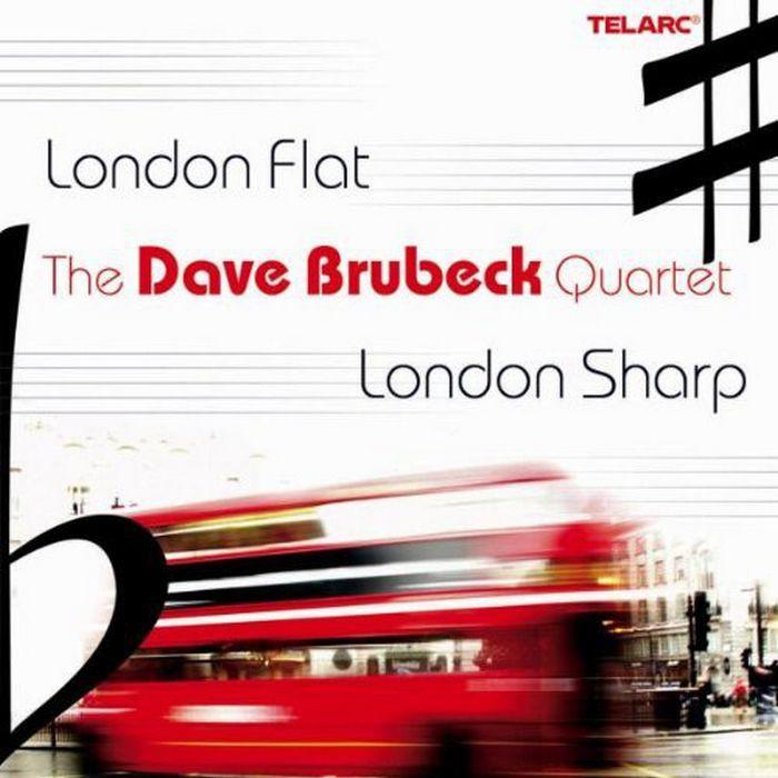 戴夫布魯貝克四重奏 倫敦升降調 Dave Brubeck London Flat Loondon Sharp 83625
