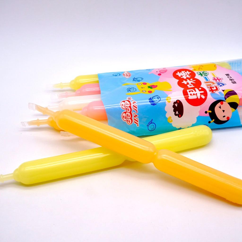【嘴甜甜】晶晶乳酸果味棒 1支 果凍系列 果汁冰棒 奶素