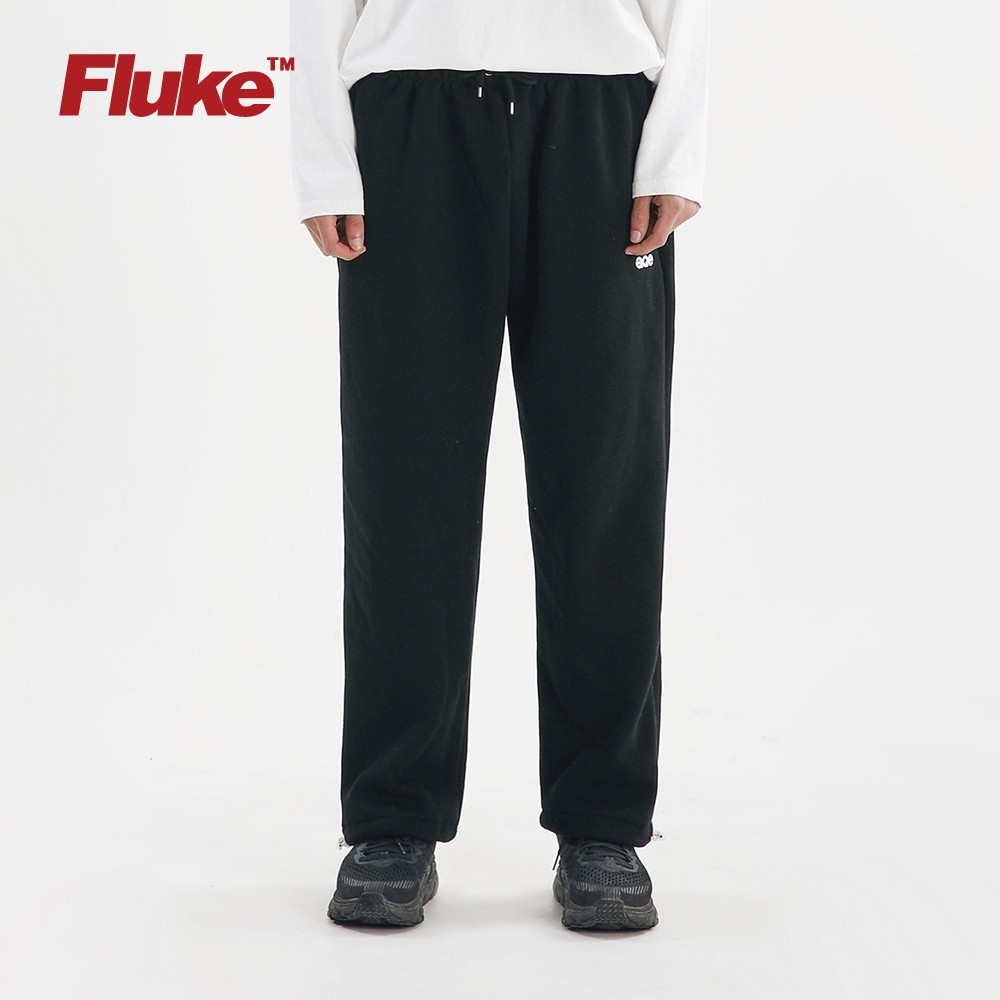 [FLUKE] AQE Wide String 運動褲 FTP200 BK
