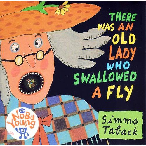 There Was an Old Lady Who Swallowed a Fly (1CD only)【三民網路書店】