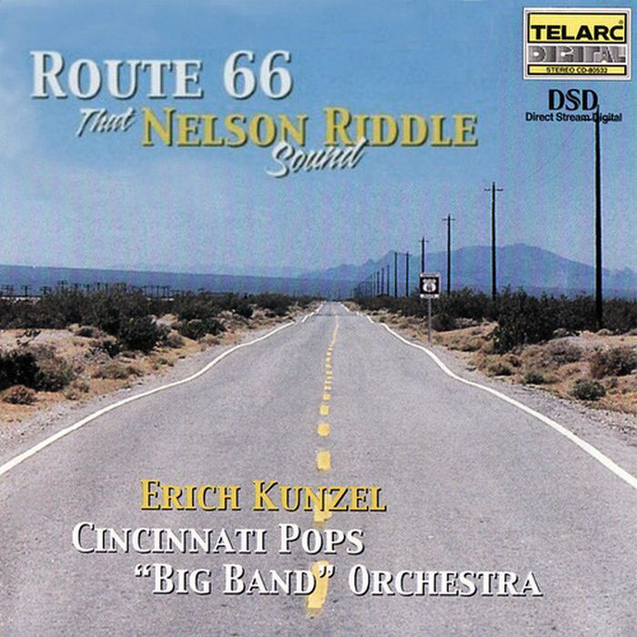 66號公路—尼爾森 瑞德大樂團之聲 Route 66 That Nelson Riddle Sound 80532