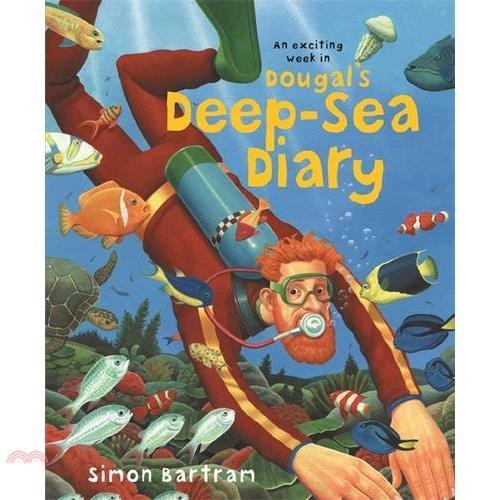 Dougal's Deep-sea Diary (平裝本) 廖彩杏老師推薦有聲書第2年第8週【三民網路書店】[73折]