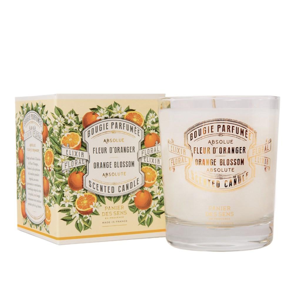 法國PANIER DES SENS-橙花 香氛蠟燭180g