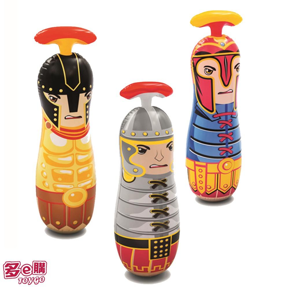 Bestway 羅馬角鬥士不倒翁 52288 (造型聖誕禮物送禮兒童玩具獎品交換禮物療癒可愛親子互動)