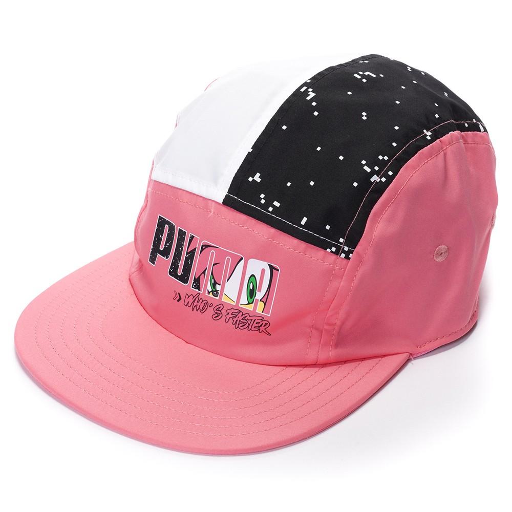 PUMA x SEGA 兒童 音速小子 聯名款 五片帽 02257002
