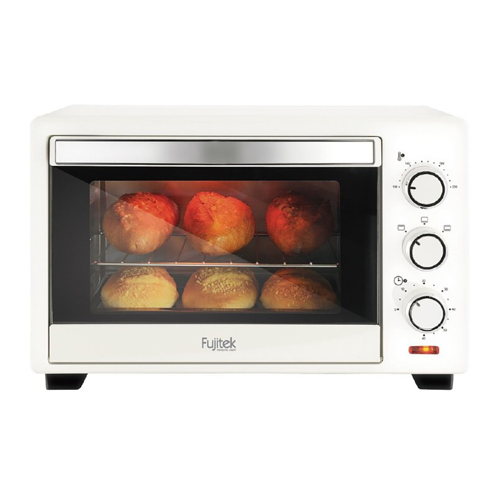 【富士電通】20公升大容量電烤箱FTO-LN200