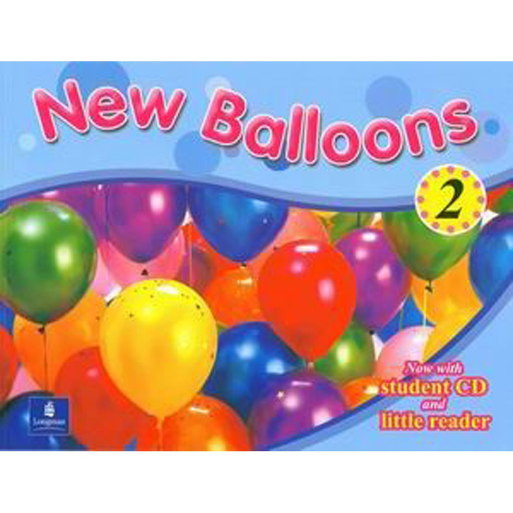 Balloons 2 (SB+2CD+1Reader)(N/W)