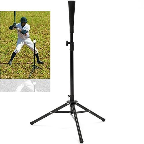 便攜式棒球打擊練習座D208-BC05自主訓練揮棒壘球.折疊收納打擊練習器材.樂樂棒球壘球打擊座.擊打器T座三腳架健身