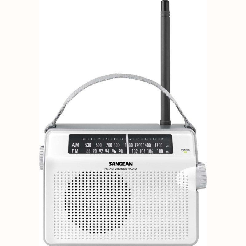 SANGEAN 山進 二波段 復古收音機 PR-D6