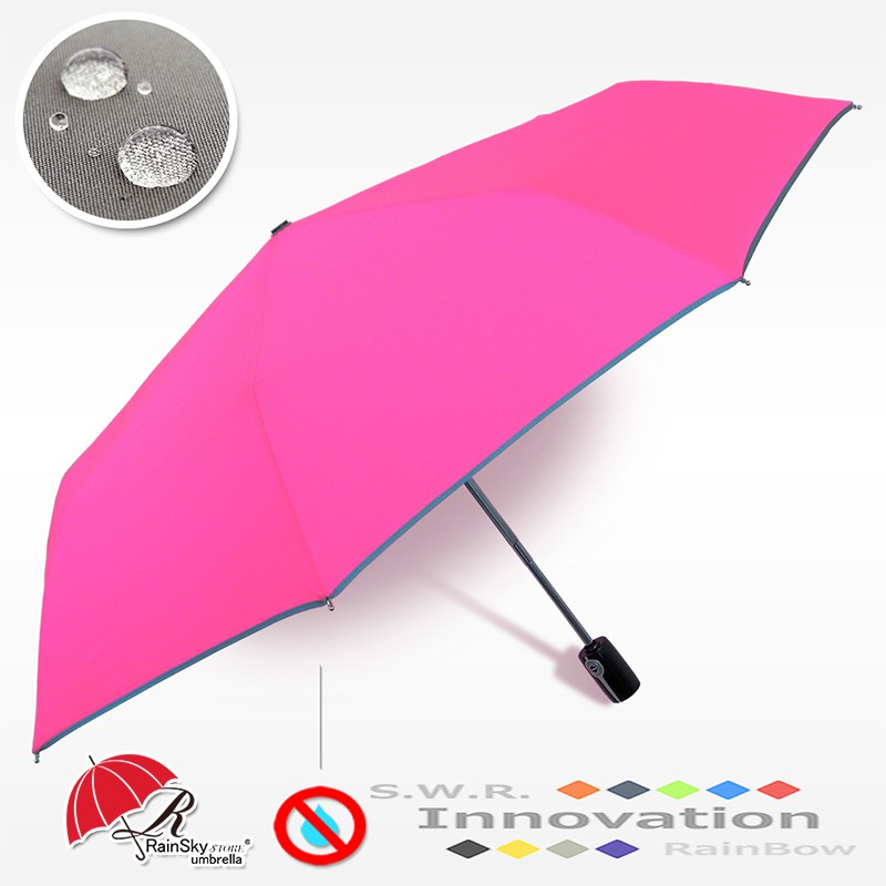【傘市多】-雨傘-RB-LeDry潑水機能自動傘_全新典藏 /傘雨傘抗UV傘折疊傘洋傘陽傘反向傘黑膠傘大傘防風傘