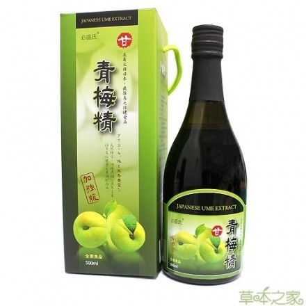 草本之家-青梅精汁500mlX1瓶