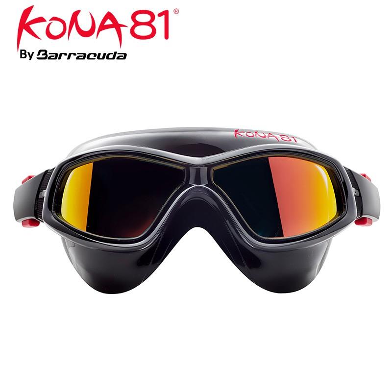 美國 KONA81 三鐵面罩泳鏡 K934【鐵人三項專用】