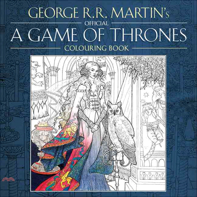 George R.R. Martin's Official A Game of Thrones【三民網路書店】[5折]