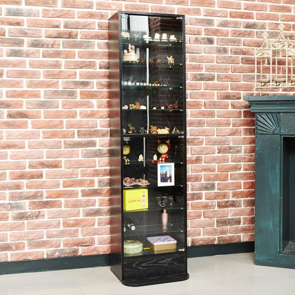 居家大師 公仔精品收藏玻璃展示櫃 模型櫃/玻璃櫃/收納櫃/精品櫃/公仔櫃/櫃子 BO018