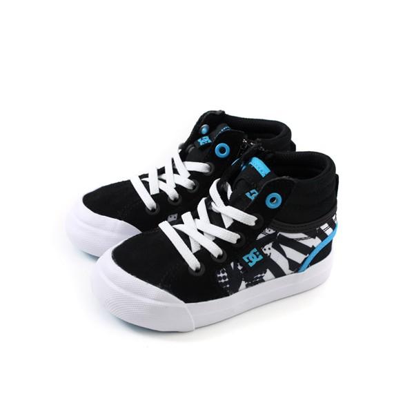 DC TODDLER'S EVAN HI SP 運動鞋 黑色 小童 童鞋 ADTS300026-0CP no145
