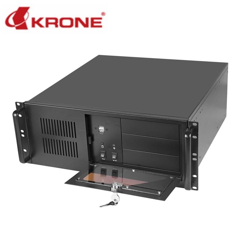 Krone 立光科技 4U 台鼎 伺服器工業機箱 橫躺式機殼