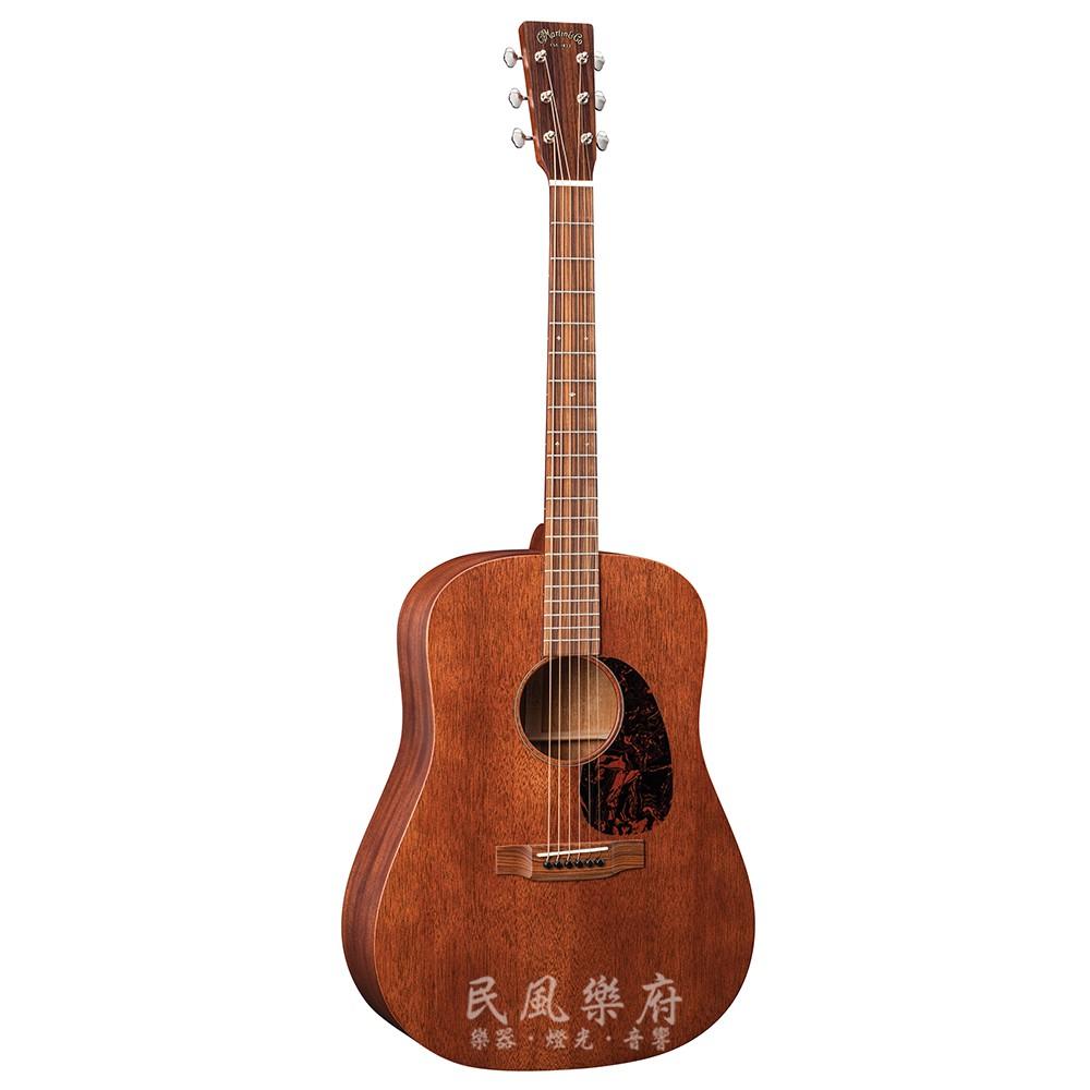 Martin D-15M 美國廠 桃花心木 全單板民謠吉他 全新到貨 現貨在店【民風樂府】