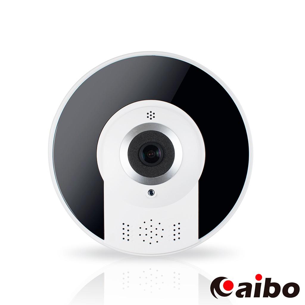 aibo 360度全景式 無線網路攝影機 130萬畫素/960P解析 攝影機 無線網路攝影機【現貨】