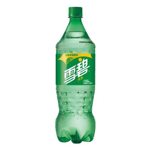 雪碧 汽水-寶特瓶(1250ml/瓶)[大買家]