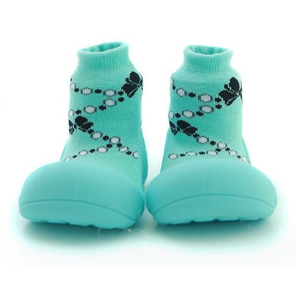 韓國 Attipas 快樂腳襪型學步鞋-蒂芬妮貴婦【麗兒采家】