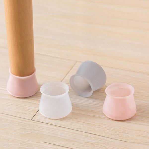 【U-mop】椅腳套 防滑 靜音 保護套 桌腳套 防滑墊 防水 矽膠防滑