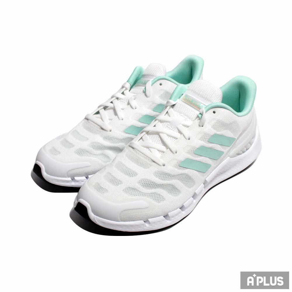ADIDAS 女 CLIMACOOL VENTANIA W 慢跑鞋 白薄荷綠 - FX7357