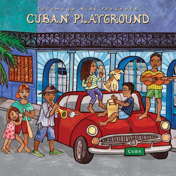 古巴遊樂場 Cuban Playground PUT367