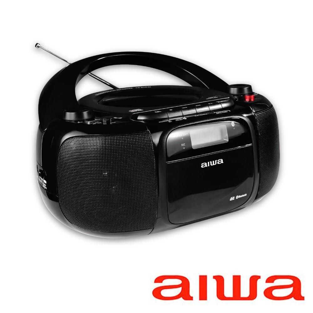 AIWA 收音機手提音響 CR-BUE30BW CD.MP3.USB.SD. 強勢回歸