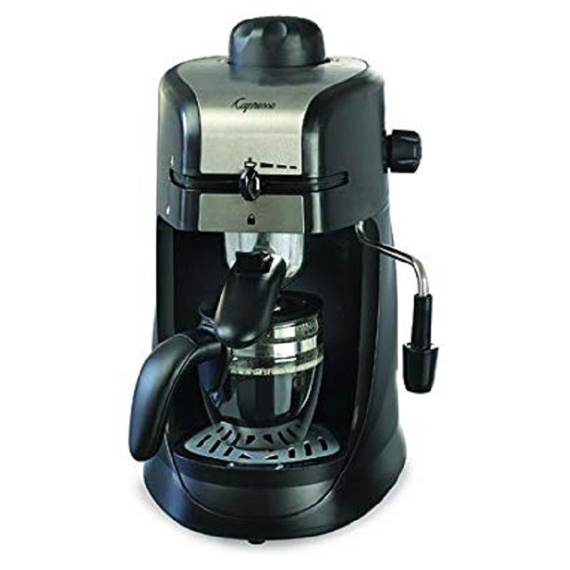 Capresso 咖啡機 Steam Pro 4-Cup Espresso Cappuccino Machine 30301C