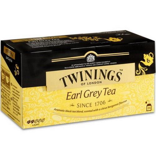 【Twinings】唐寧茶 經典皇家伯爵茶(2gx25入)冷熱皆宜
