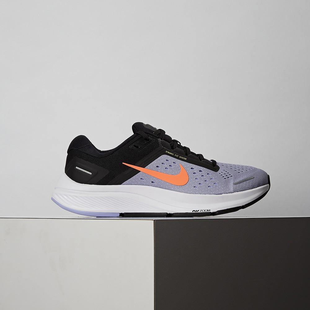 Nike Air Zoom Structure 23 女鞋 紫黑 輕量 透氣 氣墊 避震 慢跑鞋 CZ6721-500