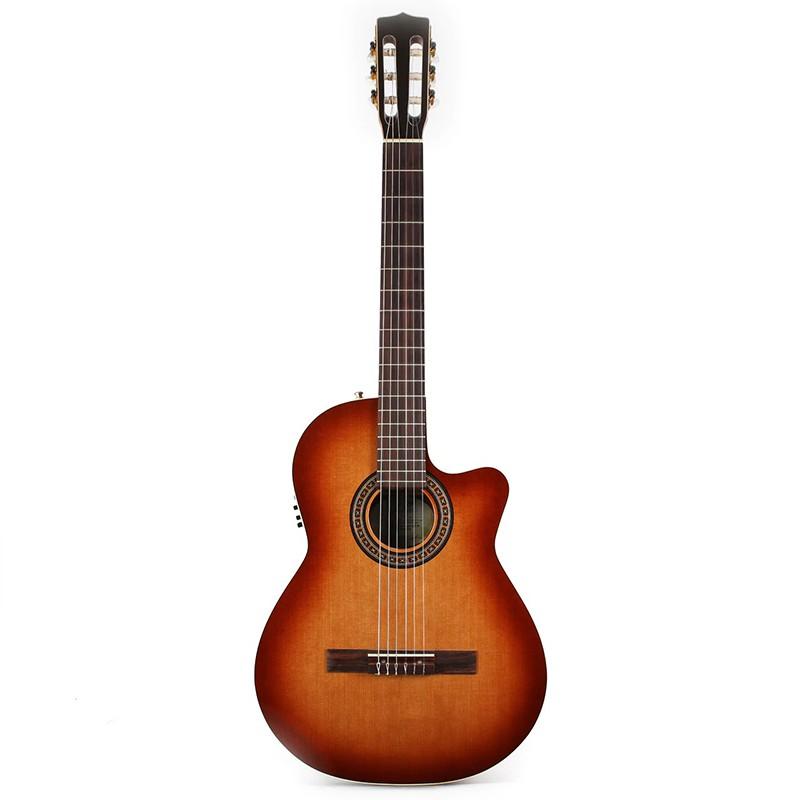 加拿大製 Godin La Patrie Hybrid CW QII 跨界尼龍弦吉他 全單板 贈送SKB硬盒【民風樂府】