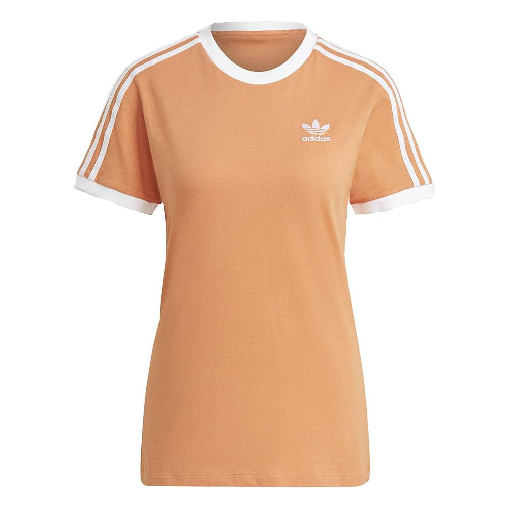 ADIDAS ADICOLOR 女短袖上衣 GN2916 橘