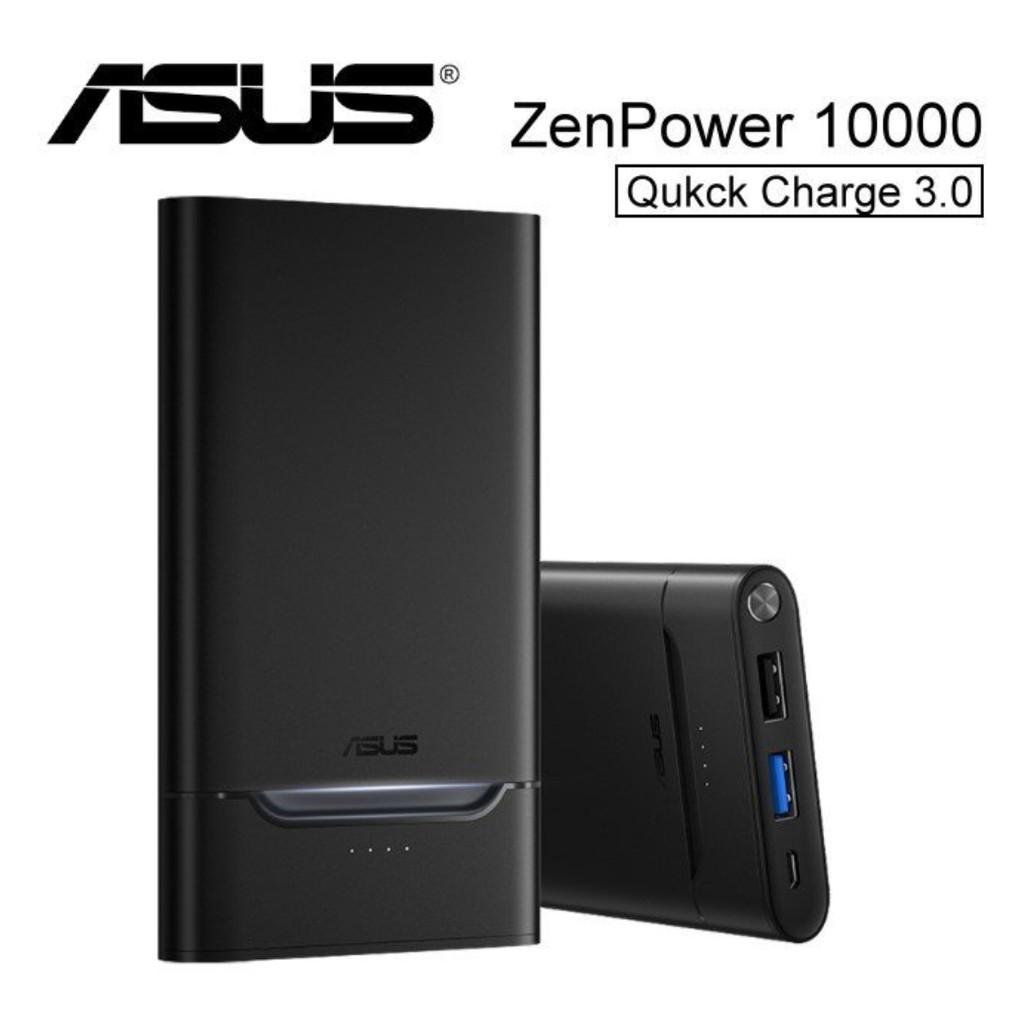 ASUS ZenPower 行動電源 10000Ah QC3.0快充 行動電源 超強續電 ABTU018