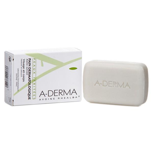 A-DERMA 艾芙美 燕麥非皂性潔膚皂100g【小三美日】D000338