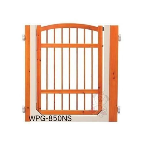 日本IRIS 活動木製柵門 高型門欄【WPG-850NS/WPG-850NL】『WANG』