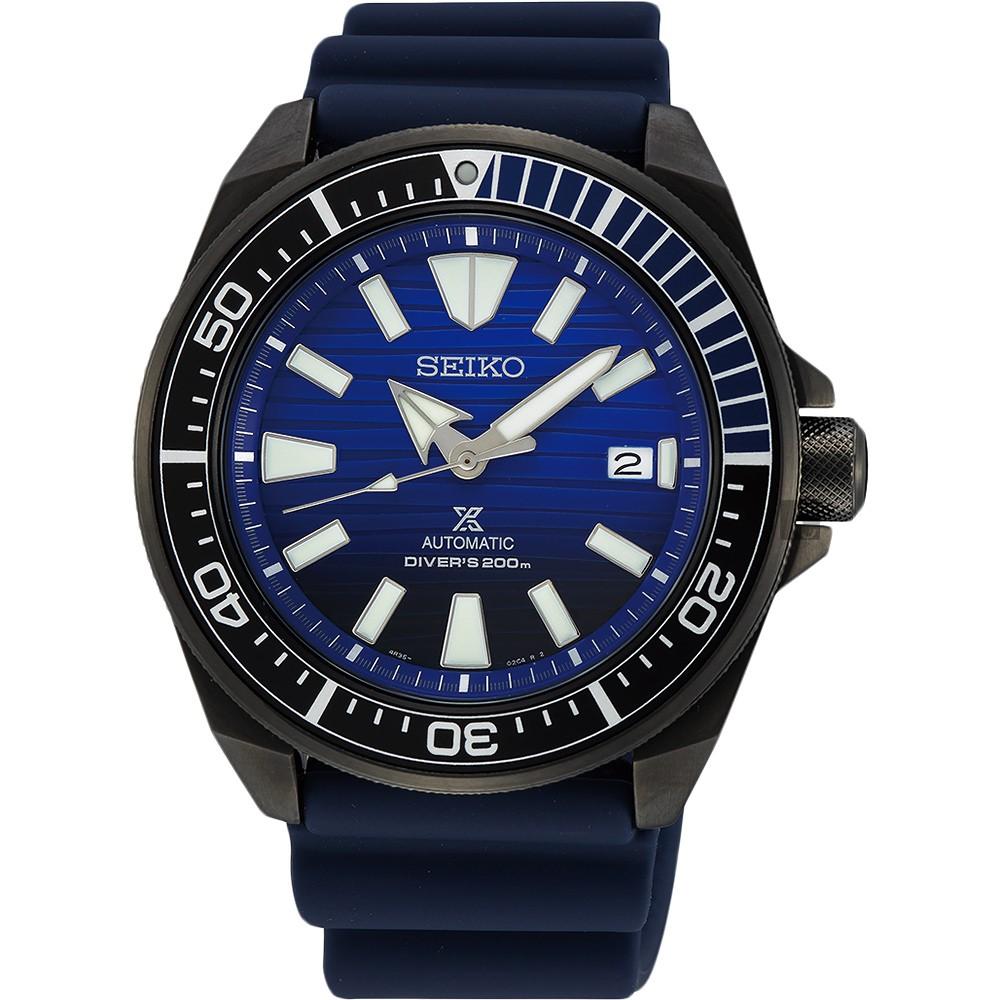 SEIKO精工 Prospex 200米潛水愛海洋藍鯨機械錶-43.8mm(SRPD09J1)【ERICA STORE】