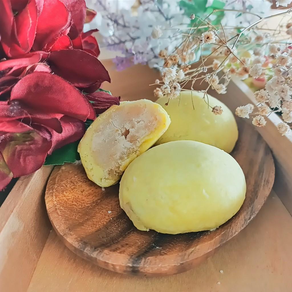 黃正宜低卡餐 胭脂梅酥餅單入/4入禮盒