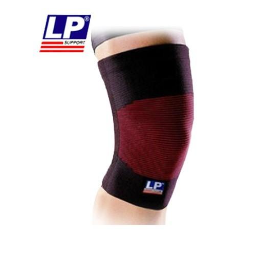 【LP SUPPORT】護具 護膝 LP 641 高伸縮型膝部保健護套  保健型護套 (1個裝) 【宏海護具專家】